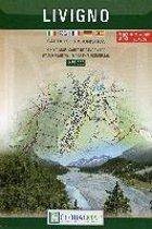 Livigno Carta Escursionistica 1 : 25 000