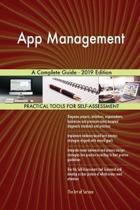 App Management a Complete Guide - 2019 Edition