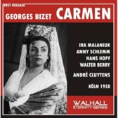 Bizet: Carmen (Sung In German, Cologne Radio 1958)