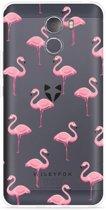 Wileyfox Swift 2X Hoesje Flamingo