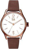 ice Watch Time IW013067 - Horloge - Leer - Bruin - 32 mm