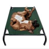 XL Honden Ligbed - Grote Hondenbed Stretcher - Dierenbed - Hondenstretcher Bed Op Poten - 110x80cm