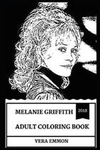 Melanie Griffith Adult Coloring Book