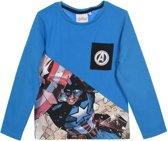 Marvel Avengers Captain America sweater / trui maat 10 (140cm)