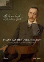 Frank van der Goes 1859 1939