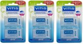 Vitis Orthodontic Wax - 3 x 2 stuks - Voordeelverpakking