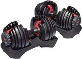 Bowflex™ SelectTech™ 552i 24 kg set - Kunststof