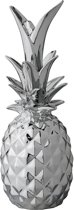 Bloomingville deco ananas in zilver