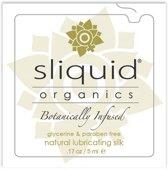 Organics Silk Glijmiddel Kussen 5 ml Sliquid 746