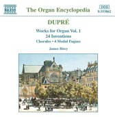 Dupre:Works For Organ Vol.1