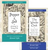 Pepper and Salt AND The Wonder Clock