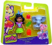 Polly Pocket Butterfly speelsetje Crissy