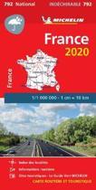 France 2020 - High Resistance National Map 792