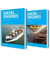 book I and book II Diesel engines for ship propulsion and power plants