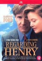 DVD cover van Regarding Henry