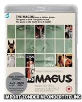 The Magus (Dual Format) [Blu-ray] (dvd)