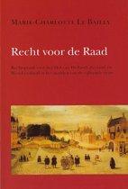 Hollandse studien 39 - Recht voor de Raad