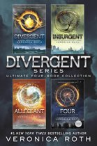 The Divergent Trilogy Complete Collection (1-4)