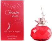 Van Cleef & Arpels Eau De Parfum Feerie Rubis 100 ml - Voor Vrouwen