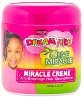 African Pride Dream Kids Olive Miracle Cream 170 gr