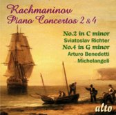 Richter/Michelangeli/Warsaw Philhar - Piano Concertos No.2 & No.4