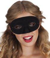 Zwart Oogmasker