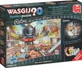 Wasgij Retro Mystery 1: Het spoor bijster! - Puzzel 1000 stukjes