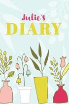 Julie's Diary