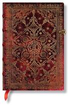 Paperblanks Carmine Midi Lined Journal