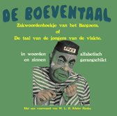 Boeventaal