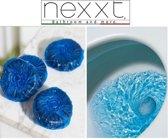 Toiletblokjes Wiesbaden Blauw 12 Stuks voor Geberit Inbouwreservoirs