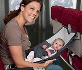 Flyebaby baby - vliegtuigbedje - (0-10kg) - minichair - kinderzitje -
