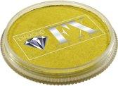 Metallic Geel 400 - Schmink - 45 gram