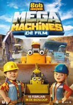 Bob De Bouwer : Mega Machines (dvd)