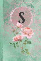 Personalized Monogrammed Letter S Journal
