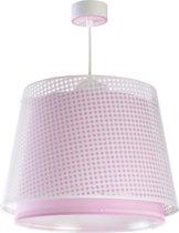 Dalber Hanglamp Vichy 25 Cm Roze