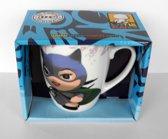 Dc Comics - Little Mates Mugs Assortment X5
