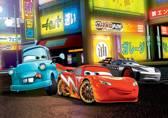 Disney Cars - Fotobehang - 4 delig - 368 x 254 cm - Multi