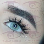Almas Lenses in kleur