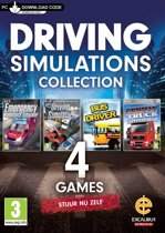 Driving Simulations Collection (Download Code)