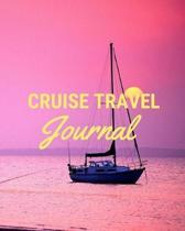 Cruise Travel Journal