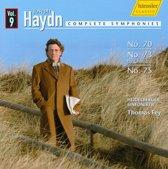 J. Haydn: Symphonies Vol. 9