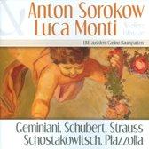 Geminiani, Schubert, Strauss, Shost