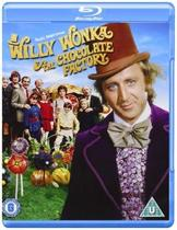 Willy Wonka & The Chocolate Factory (1971) (blu-ray) (Import)