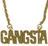 Halsketting GANGSTA - Goud