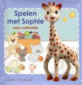 Sophie de Giraf - baby voelboekje