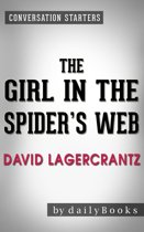 Conversation Starters: The Girl in the Spider's Web: by David Lagercrantz