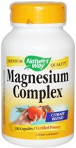 Magnesium Complex Nature's Way 100caps