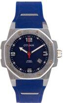OTUMM Classic Speed 41mm Color Steel - Blue strap
