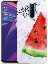 Oppo RX17 Pro Hoesje Watermeloen Party